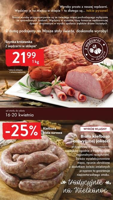 Gazetka promocyjna Intermarche Super, ważna od 16.04.2019 do 20.04.2019.