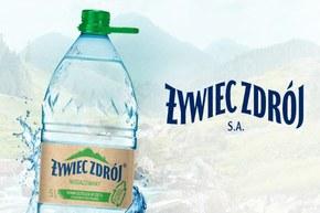 Żywiec Zdrój wprowadza pierwszą butelkę nadającą się do recyklingu na 100%