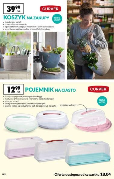 Gazetka promocyjna Biedronka, ważna od 15.04.2019 do 30.04.2019.