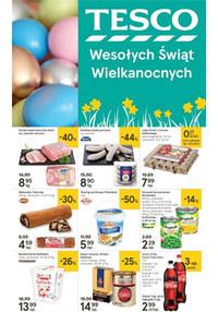 Gazetka promocyjna Tesco Hipermarket - Wesołych Świąt Wielkanocnych  - ważna do 20-04-2019