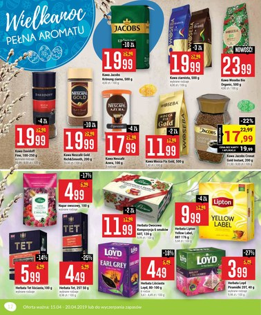 Gazetka promocyjna Twój Market, ważna od 15.04.2019 do 20.04.2019.