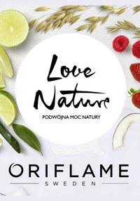 Gazetka promocyjna Oriflame - Love Nature - ważna do 20-05-2019