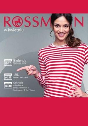 Gazetka promocyjna Rossmann - W kwietniu