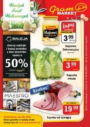 Gazetka promocyjna Gram Market - Gazetka promocyjna - ważna do 23-04-2019