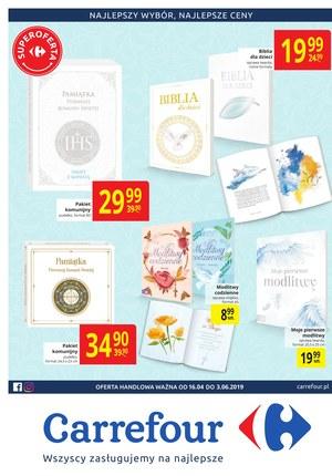 Gazetka promocyjna Carrefour - Gazetka promocyjna