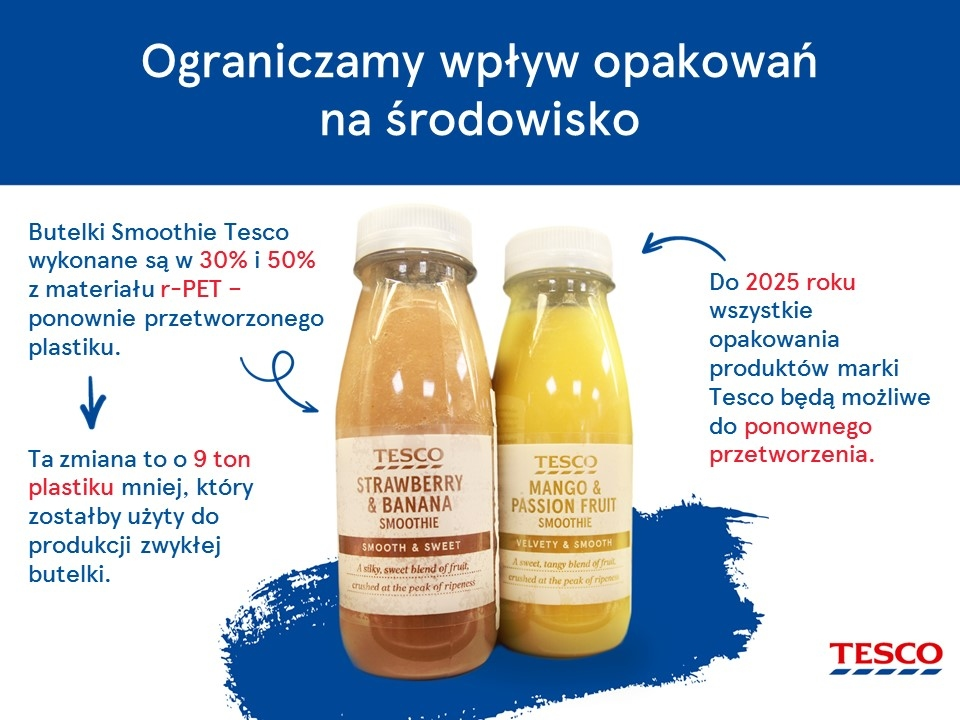 Gazetka Tesco