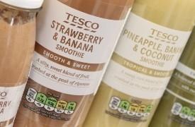 Soki i smoothie w ekologicznych opakowaniach w sklepach Tesco!