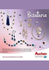 Gazetka promocyjna Auchan - Biżuteria - ważna do 01-06-2019
