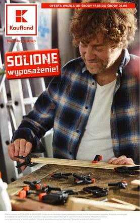 Gazetka promocyjna Kaufland, ważna od 17.04.2019 do 24.04.2019.