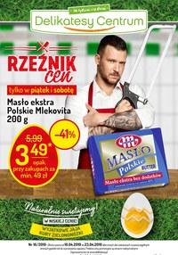 Gazetka promocyjna Delikatesy Centrum - Gazetka promocyjna - ważna do 23-04-2019