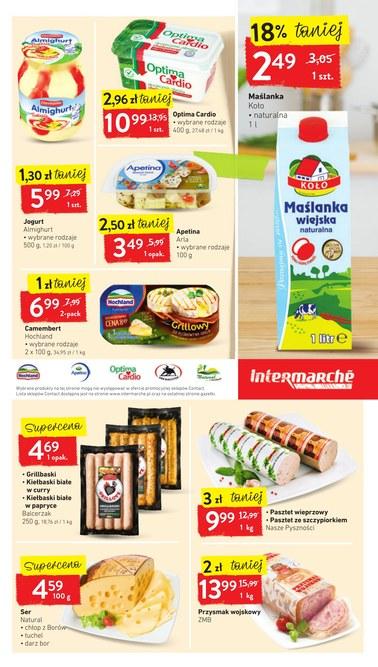Gazetka promocyjna Intermarche Super, ważna od 24.04.2019 do 29.04.2019.