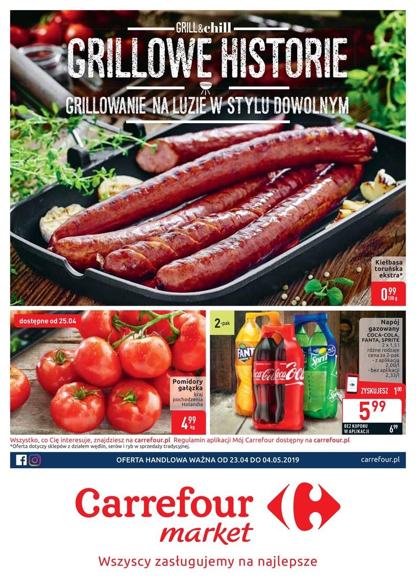 Carrefour Market: 1 gazetka