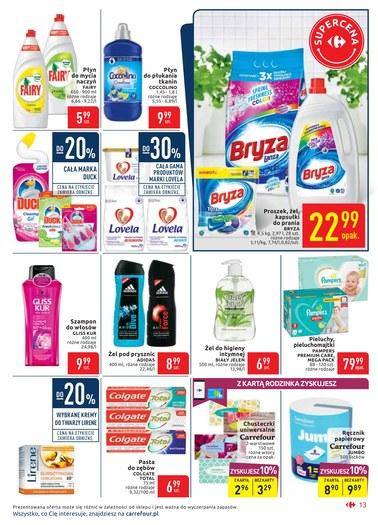 Gazetka promocyjna Carrefour Market, ważna od 23.04.2019 do 04.05.2019.