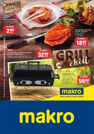 Gazetka promocyjna Makro Cash&Carry, ważna od 23.04.2019 do 20.05.2019.