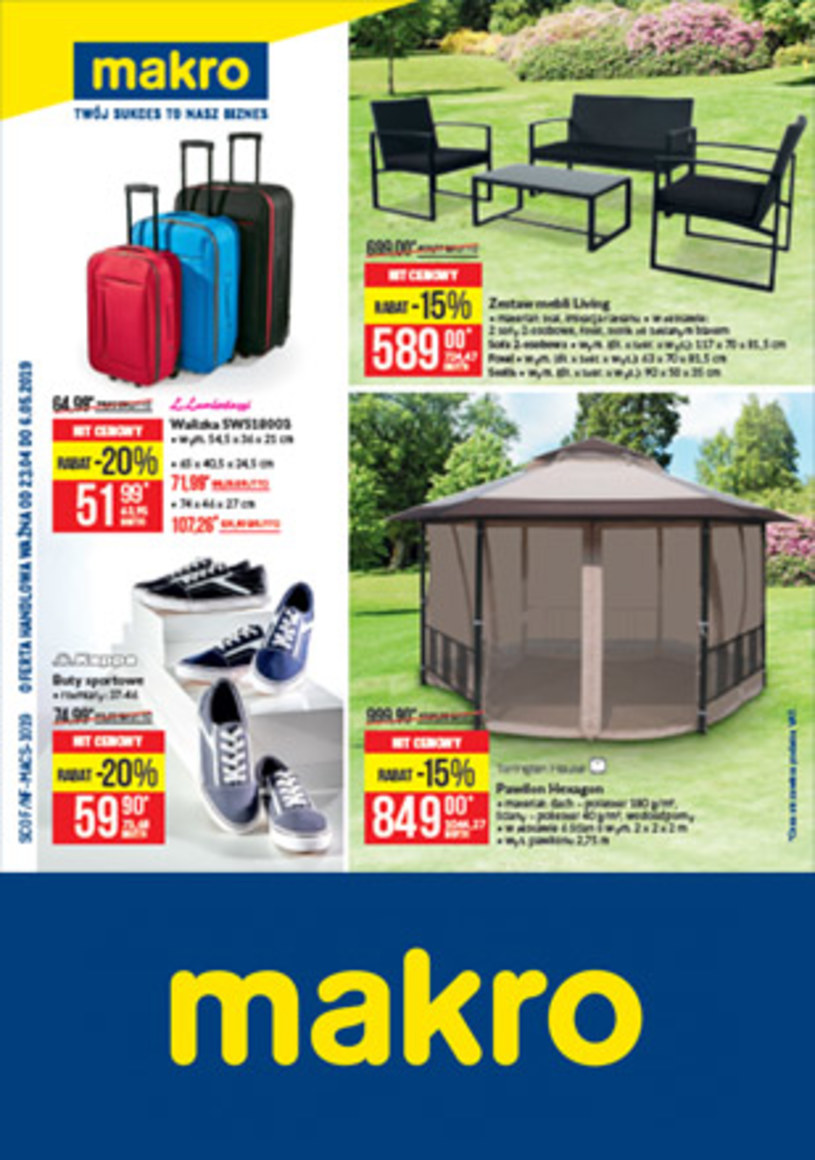 Makro Cash&Carry: 6 gazetki