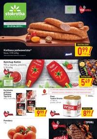 Gazetka promocyjna Stokrotka - Gazetka promocyjna - supermarket - ważna do 29-04-2019