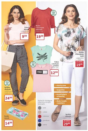 Gazetka promocyjna Textil Market, ważna od 24.04.2019 do 07.05.2019.
