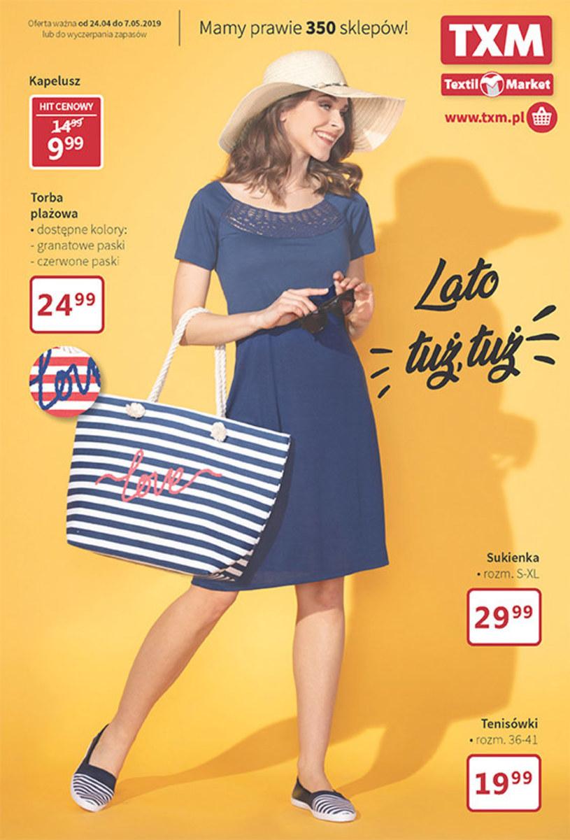 Textil Market: 2 gazetki