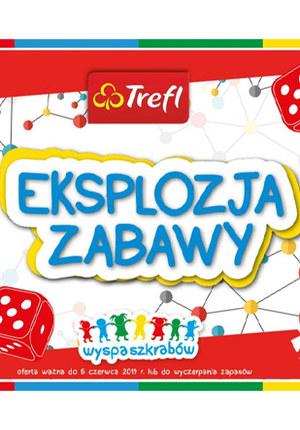 Gazetka promocyjna Wyspa szkrabów, ważna od 23.04.2019 do 05.06.2019.