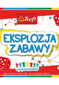 Gazetka promocyjna Wyspa szkrabów - Eksplozja zabawy - ważna do 05-06-2019