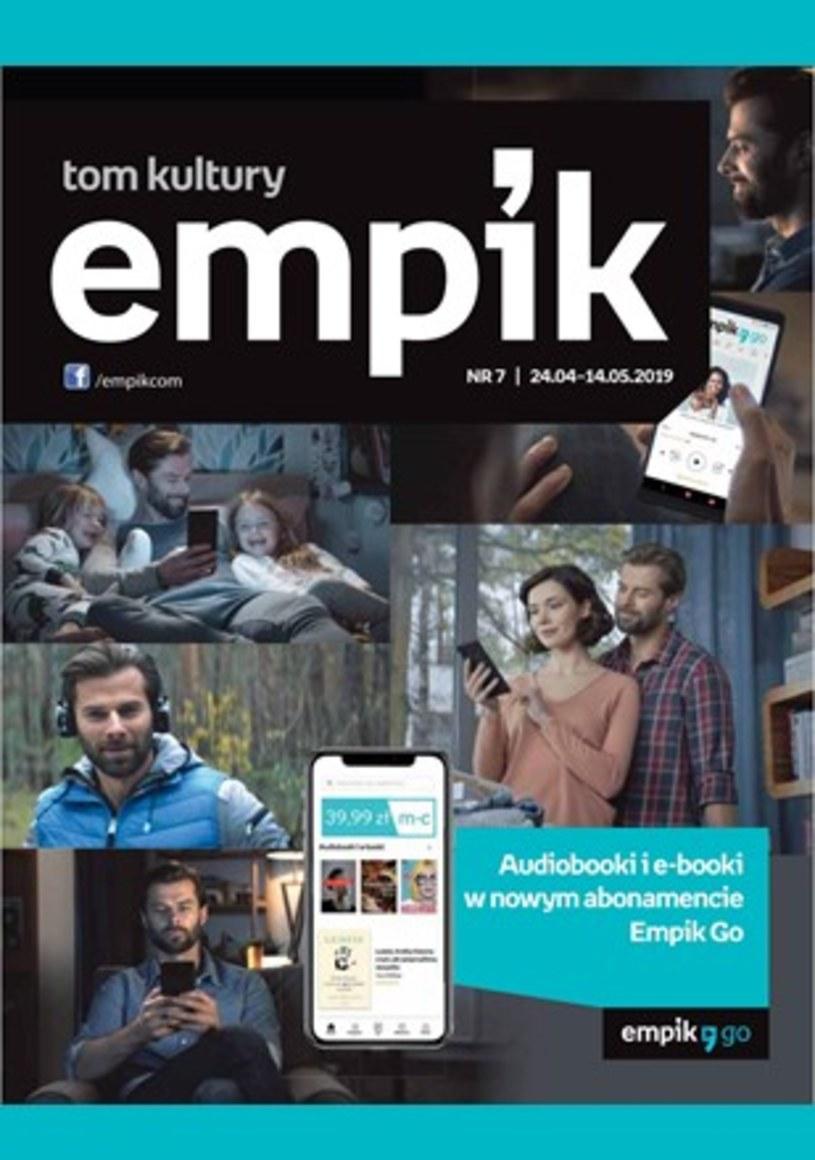 Gazetka promocyjna EMPiK - ważna od 23. 04. 2019 do 14. 05. 2019