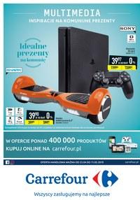 Gazetka promocyjna Carrefour - Idealne prezenty na komunię  - ważna do 11-05-2019