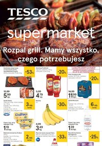 Gazetka promocyjna Tesco Supermarket - Gazetka promocyjna - ważna do 29-04-2019