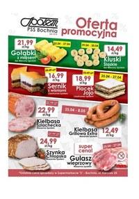Gazetka promocyjna PSS Bochnia - Oferta promocyjna   - ważna do 30-04-2019