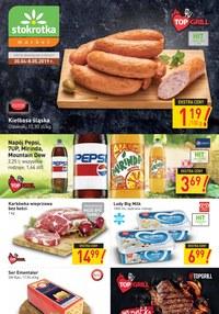 Gazetka promocyjna Stokrotka - Gazetka promocyjna - market  - ważna do 08-05-2019