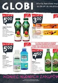 Gazetka promocyjna Globi - Koniec nudnych zakupów - ważna do 06-05-2019