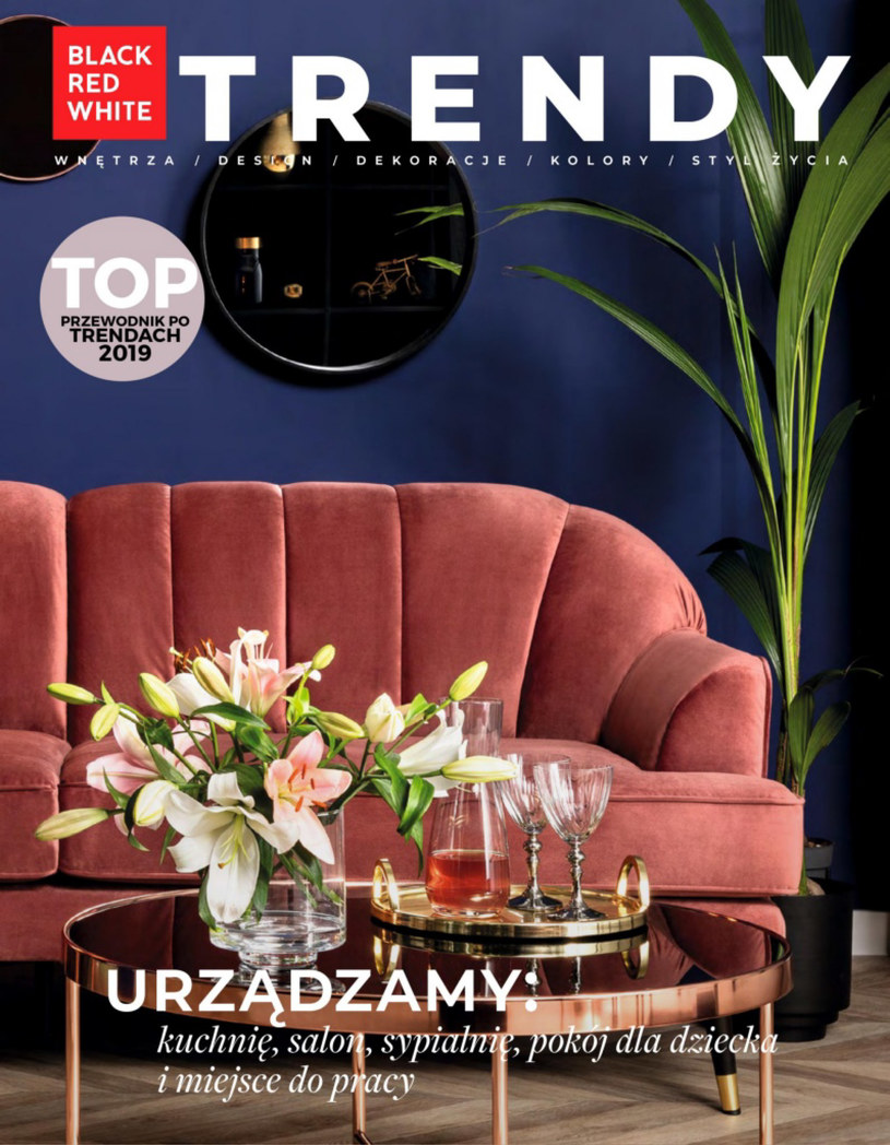 Gazetka Black Red White Trendbook 2019 26 04 2019 31