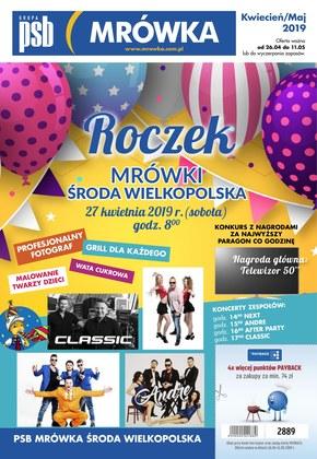 Roczek - Środa Wielkopolska
