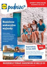 Gazetka promocyjna Lidl, ważna od 29.04.2019 do 26.05.2019.