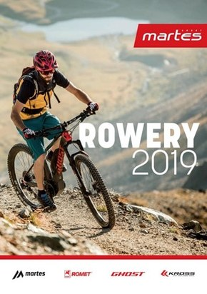 Katalog rowerowy 2019