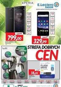 Gazetka promocyjna E.Leclerc - Strefa dobrych cen - ważna do 31-05-2019