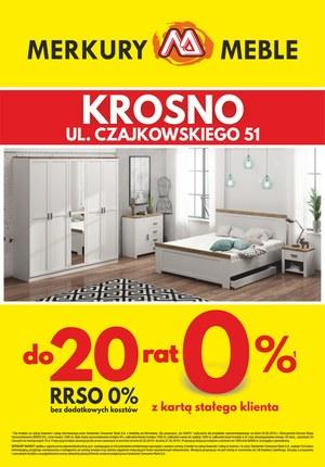 Gazetka promocyjna Merkury Market - Gazetka promocyjna - Krosno