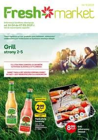 Gazetka promocyjna Freshmarket - Gazetka promocyjna - ważna do 07-05-2019