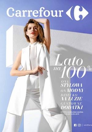 Gazetka promocyjna Carrefour - Lato na 100%