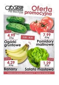 Gazetka promocyjna PSS Bochnia - Oferta promocyjna  - ważna do 08-05-2019