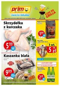 Gazetka promocyjna Prim Market - Gazetka promocyjna - ważna do 08-05-2019