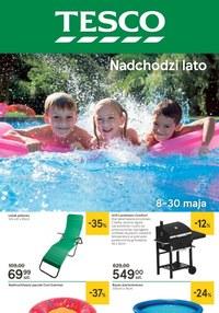 Gazetka promocyjna Tesco Hipermarket - Nadchodzi lato  - ważna do 30-05-2019