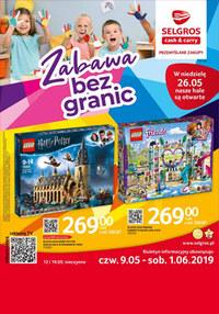 Gazetka promocyjna Selgros Cash&Carry, ważna od 09.05.2019 do 01.06.2019.