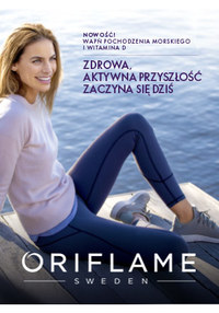 Gazetka promocyjna Oriflame - Aktywna przyszłość - ważna do 10-06-2019