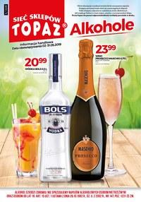 Gazetka promocyjna Topaz - Alkohole - ważna do 31-05-2019