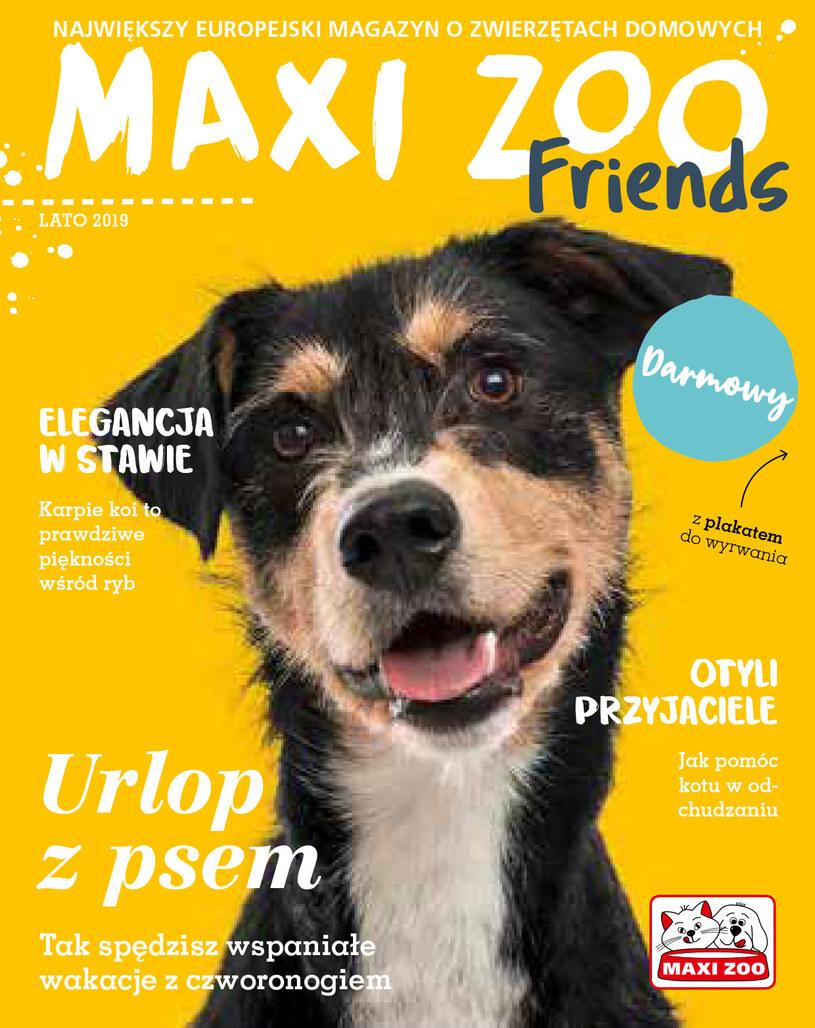 Gazetka promocyjna Maxi Zoo - ważna od 07. 05. 2019 do 30. 09. 2019