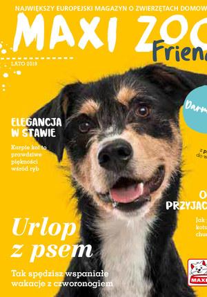 Gazetka promocyjna Maxi Zoo, ważna od 07.05.2019 do 30.09.2019.