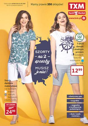 Gazetka promocyjna Textil Market, ważna od 08.05.2019 do 21.05.2019.