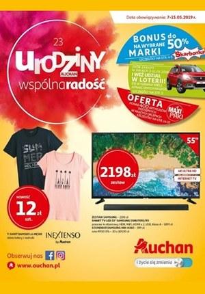 Auchan Godziny Otwarcia Warszawa Ul Modlińska 8 Okazjumpl