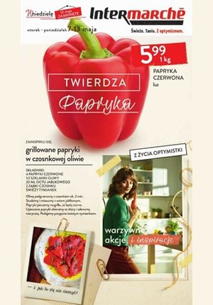 Gazetka promocyjna Intermarche Super, ważna od 07.05.2019 do 13.05.2019.