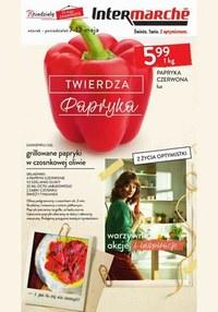 Gazetka promocyjna Intermarche Super - Twierdza papryka  - ważna do 13-05-2019